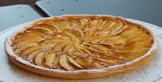 Tartas Dulces - Tarta de Manzana