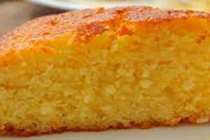 Tartas Dulces - Bizcocho de Naranja